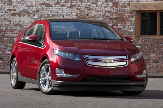 2013 Chevrolet Volt: New Car Review