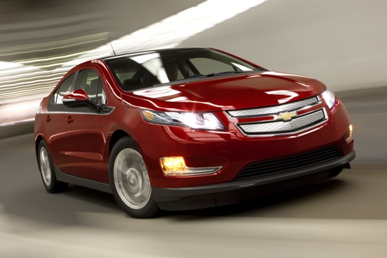 2013 Chevrolet Volt: New Car Review featured image large thumb6