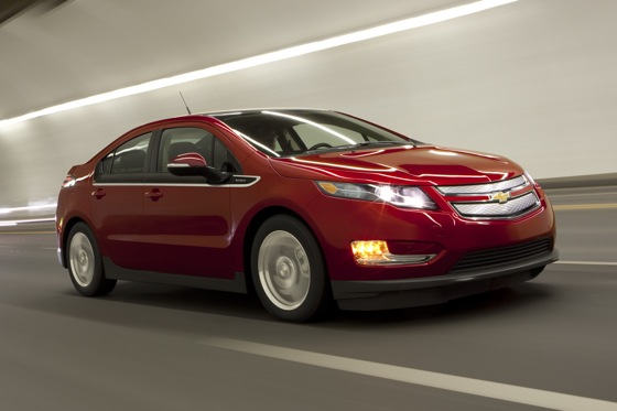 2013 Chevrolet Volt: New Car Review featured image large thumb7