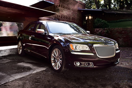 2012 Chrysler 300: New Car Review featured image large thumb0