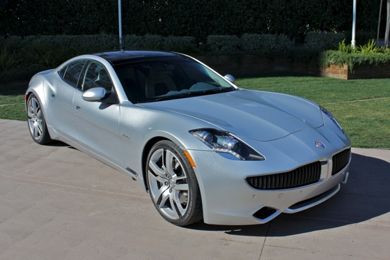 2012 Fisker Karma: New Car Review featured image large thumb1