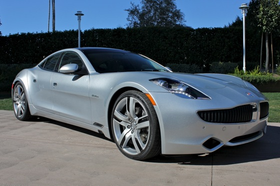 2012 Fisker Karma: New Car Review featured image large thumb2