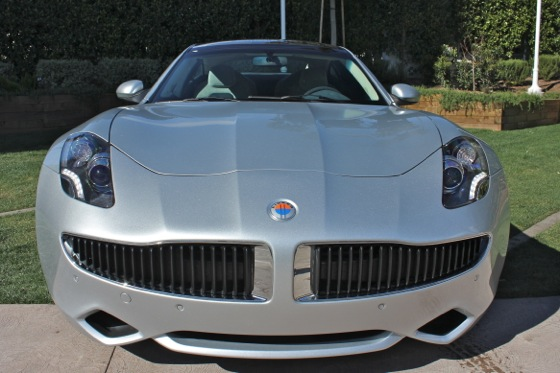 2012 Fisker Karma: New Car Review featured image large thumb4