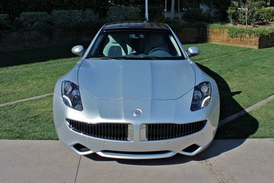 2012 Fisker Karma: New Car Review featured image large thumb5