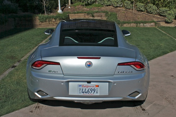 2012 Fisker Karma: New Car Review featured image large thumb7