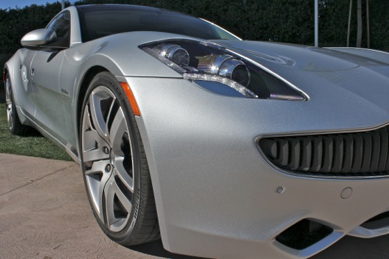 2012 Fisker Karma: New Car Review featured image large thumb8