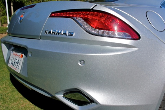 2012 Fisker Karma: New Car Review featured image large thumb10