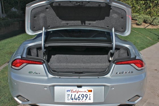 2012 Fisker Karma: New Car Review featured image large thumb16