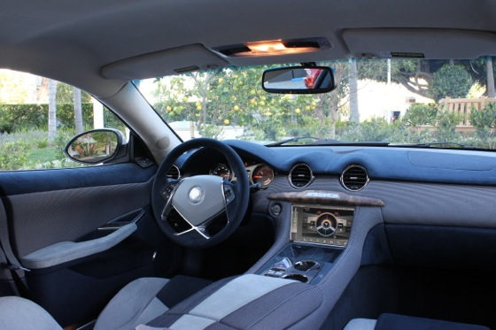 2012 Fisker Karma: New Car Review featured image large thumb23