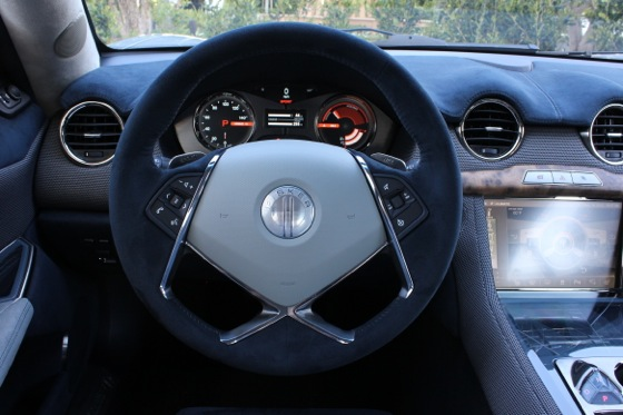 2012 Fisker Karma: New Car Review featured image large thumb26