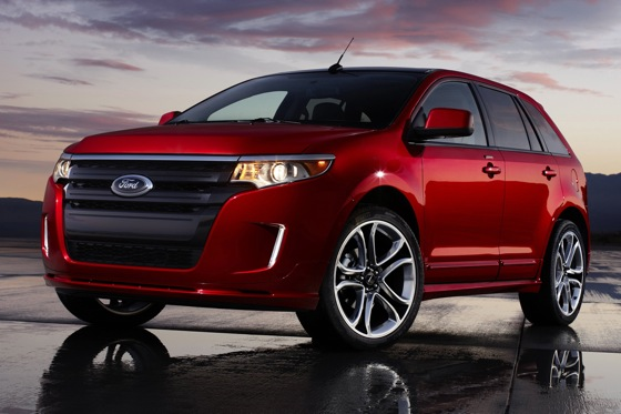 2012 Ford Edge: OEM Image Gallery