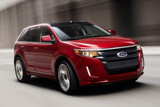 2012 Ford Edge: New Car Review featured image large thumb1