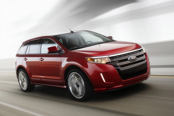 2012 Ford Edge: New Car Review featured image large thumb2