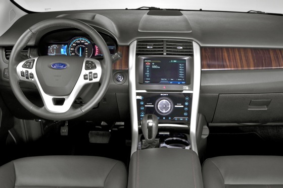 2012 Ford Edge: New Car Review featured image large thumb3