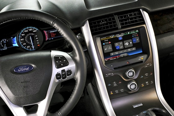 2012 Ford Edge: New Car Review featured image large thumb5
