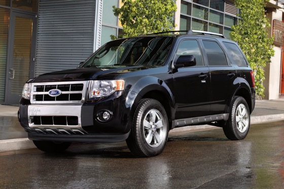 2012 Ford Escape: OEM Image Gallery