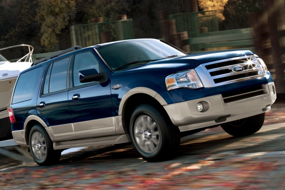 2012 Ford Expedition: New Car Review