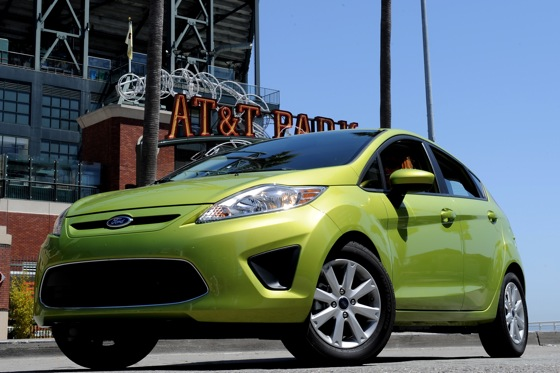 2012 Ford Fiesta: New Car Review