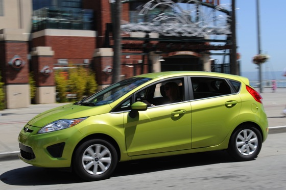 2012 Ford Fiesta: New Car Review featured image large thumb3
