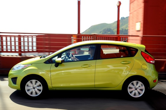 2012 Ford Fiesta: New Car Review featured image large thumb5