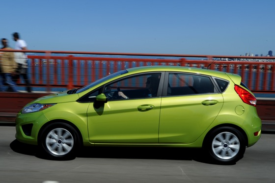 2012 Ford Fiesta: New Car Review featured image large thumb7