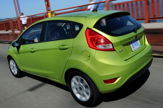 2012 Ford Fiesta: New Car Review featured image large thumb8