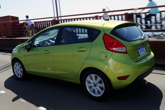 2012 Ford Fiesta: New Car Review featured image large thumb9