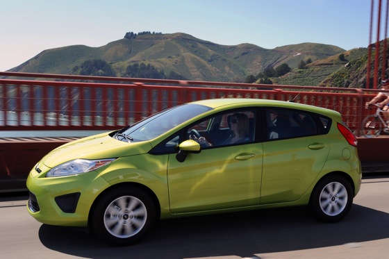 2012 Ford Fiesta: New Car Review featured image large thumb10