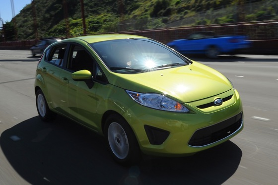2012 Ford Fiesta: New Car Review featured image large thumb11