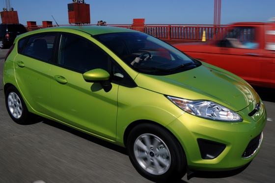 2012 Ford Fiesta: New Car Review featured image large thumb12