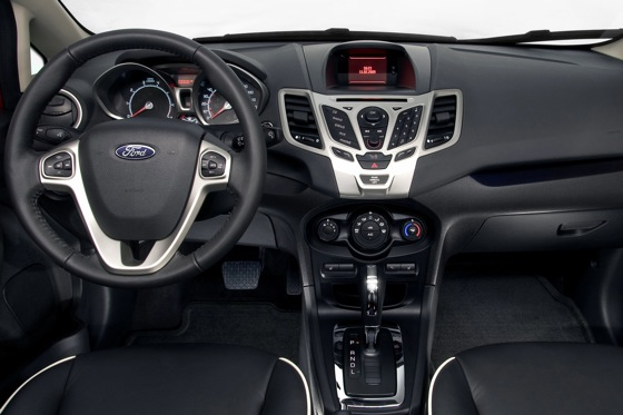 2012 Ford Fiesta: New Car Review featured image large thumb13