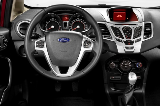 2012 Ford Fiesta: New Car Review featured image large thumb14