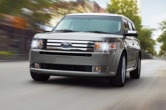 2012 Ford Flex: OEM Image Gallery