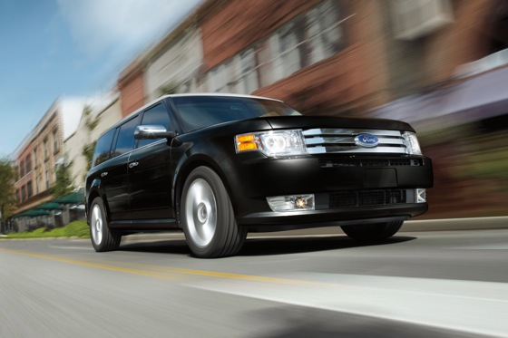 2012 Ford Flex: New Car Review featured image large thumb2
