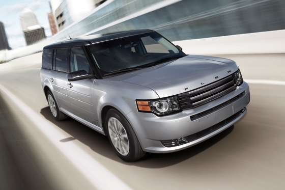 2012 Ford Flex: New Car Review featured image large thumb3