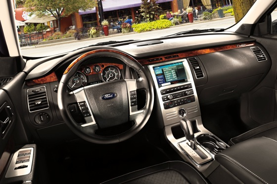 2012 Ford Flex: New Car Review featured image large thumb5
