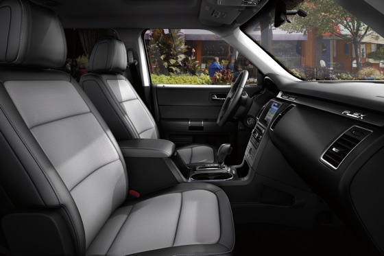 2012 Ford Flex: New Car Review featured image large thumb7