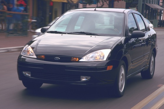 2000-2007 Ford Focus: Used Car Review