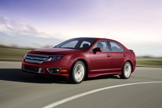 2012 Ford Fusion: New Car Review