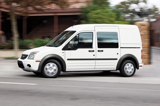 2012 Ford Transit Connect: New Car Review featured image large thumb1