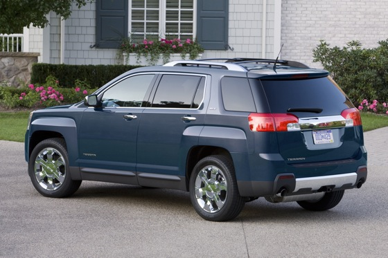 2012 GMC Terrain: New Car Review featured image large thumb2