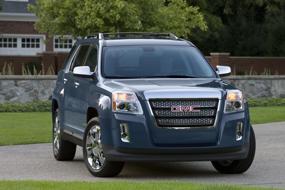 2012 GMC Terrain: New Car Review featured image large thumb3