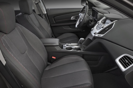 2012 GMC Terrain: New Car Review featured image large thumb4