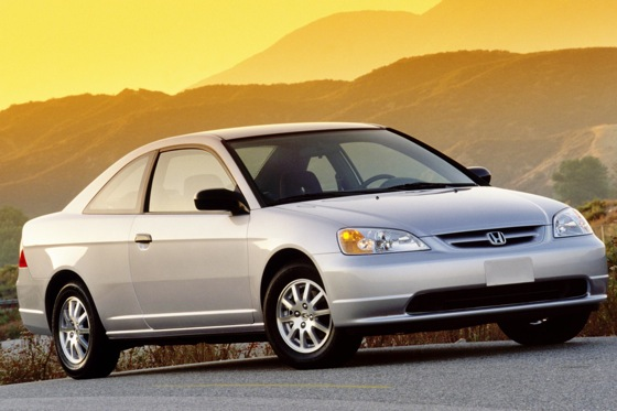 2001-2005 Honda Civic: Used Car Review featured image large thumb0