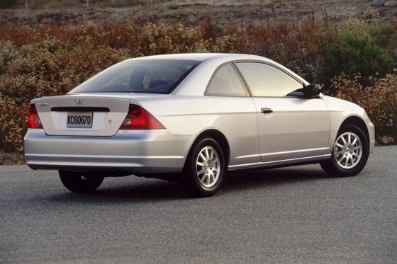 2001-2005 Honda Civic: Used Car Review featured image large thumb1