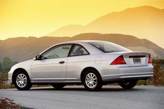 2001-2005 Honda Civic: Used Car Review featured image large thumb2