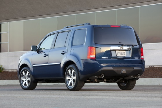 2012 Honda Pilot: Used Car Review featured image large thumb2