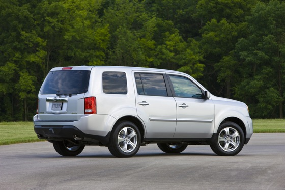 2013 Honda Pilot: New Car Review featured image large thumb13