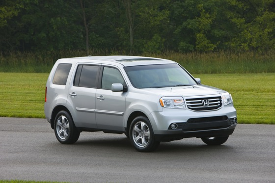 2013 Honda Pilot: New Car Review featured image large thumb15