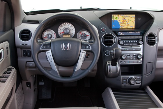 2013 Honda Pilot: New Car Review featured image large thumb22